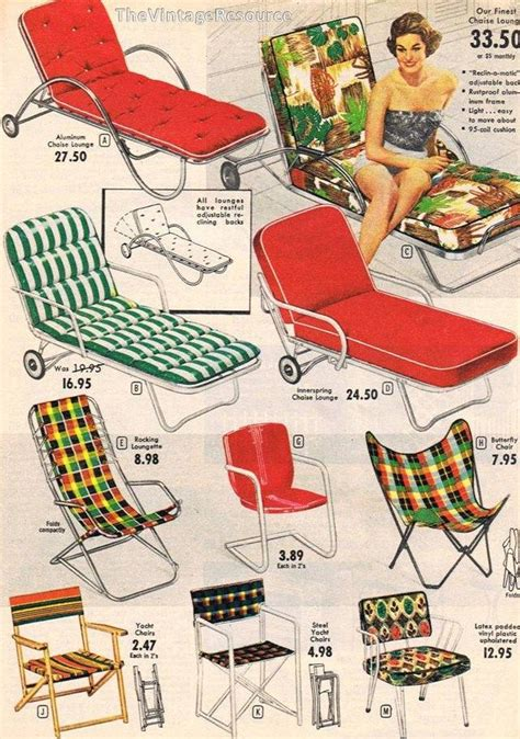 vintage lawn chairs toronto 17 best images about retro vintage and mcm on