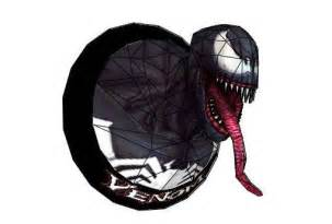 K Sq Venom 2 Kid papercraftsquare new paper craft marvel comics