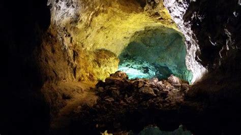 la verde cueva de los verdes canary islands spain feel the planet