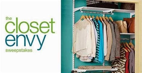 Win A Total Closet Overhaul From Container Store by Closet Envy Sweepstakes Sweepstakesbible