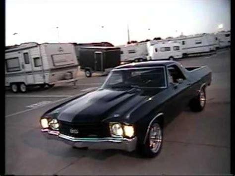 black el camino songs 1972 el camino test drive
