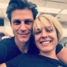 arianne zucker and greg vaughan ericole on pinterest jensen ackles interview and break free
