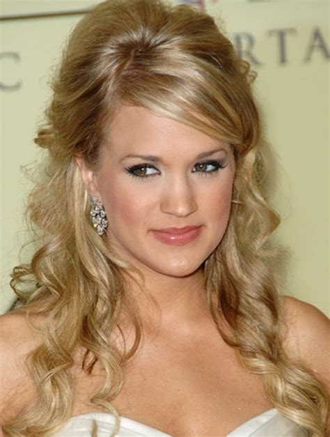 Hairstyles With Curls by Beautiful Hairstyles With Curls For Wedding