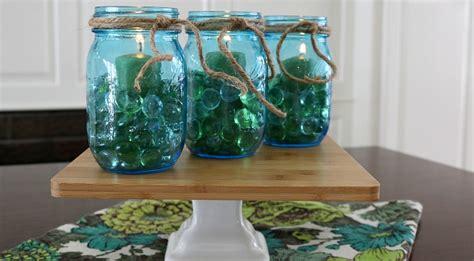 Simple Jar Centerpieces Easy Jar Centerpieces Hoosier