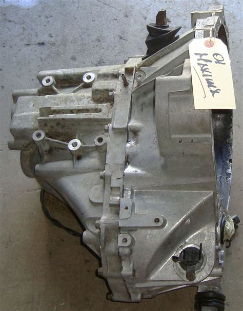 Nissan Maxima Transmission by Nissan Maxima 00 01 02 Transmission Samys Used Parts
