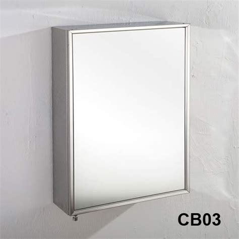Stainless Steel Mirror Bathroom Cabinet Stainless Steel Bathroom Mirror Cabinet Corner And Wall Mounted Single