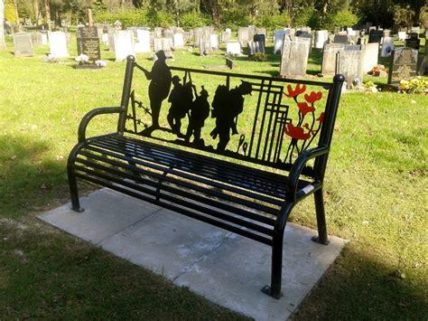 the bench birmingham friends of brandwood end cemetery restoration