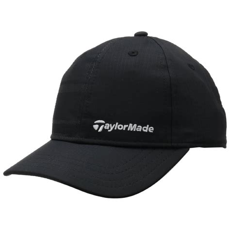 taylormade womens chelsea golf hat black at