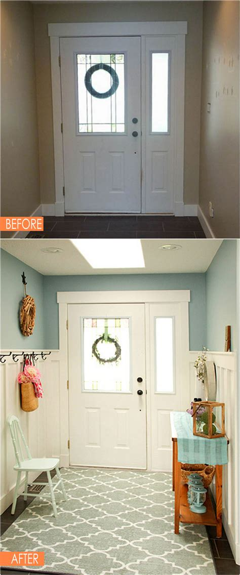 panel perfect diy living room before after 16 id 233 es pour relooker son entr 233 e des id 233 es