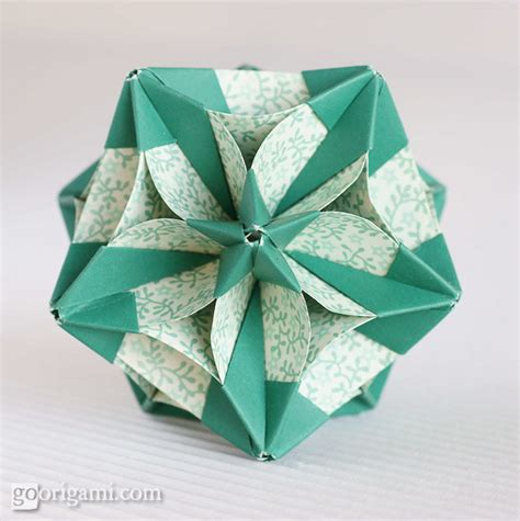 origami kusudama kusudama origami go origami