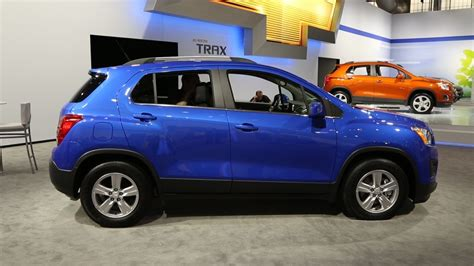 gas mileage for chevy trax autos post