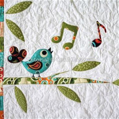 trees felt applique and the o jays on songbird tree sun free applique pattern trees crafts