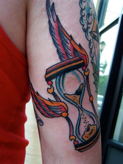 hourglass tattoo hourglass tattoos designs ideas and meaning tattoos for you
