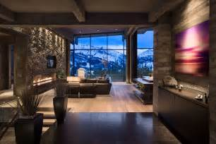 World of architecture luxury and elegant mountain home by reid smith