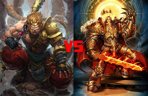 sun wukong vs god emperor of mankind battles comic vine
