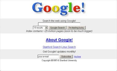 new design google homepage google search home page gets a new design