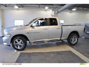 2011 Dodge Ram 1500 4x4 For Sale 2011 Dodge Ram 1500 Sport Cab 4x4 In Bright Silver