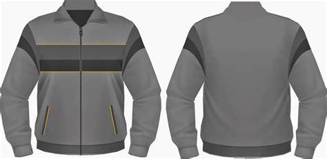 gambar desain jaket baseball contoh koleksi desain gambar template jaket insya
