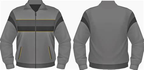 download desain jaket template jaket photoshop gambar template jaket 11