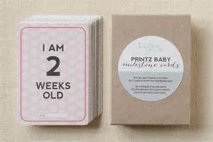 vintage baby milestone cards ultimate pack so fancy