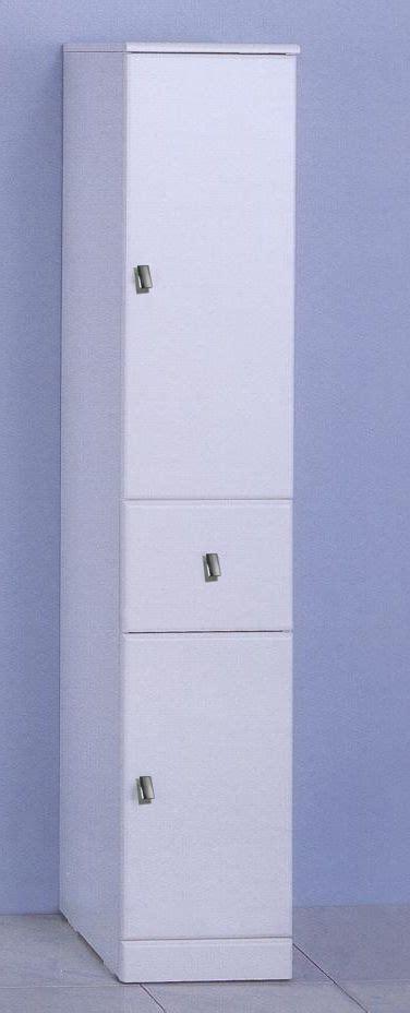 colonne per bagni colonna da bagno laccata singola alta bianco lucido bh