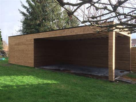 tuinhuis lounge tuinhuis in thermowood maatwerk invisible door ontwerp
