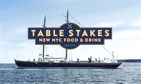 table stakes a manual for getting in the of news books table stakes july 2014 insidehook