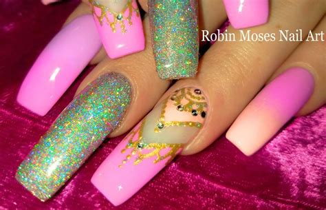 tutorial nail art pakai henna 1000 images about robin moses nail art videos on