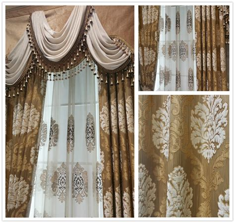 high end drapery linen damask curtain fabric chinaprices net