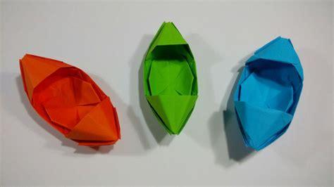 como hacer un barco origami como hacer un barco de origami sencillo youtube