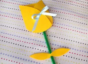 tulip s day card template s day tulip card