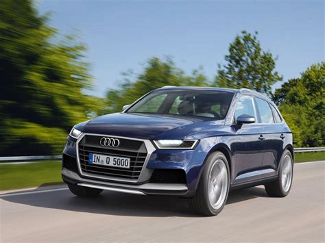 New Audi Q5 by New Audi Q5 Exclusive Pictures Auto Express