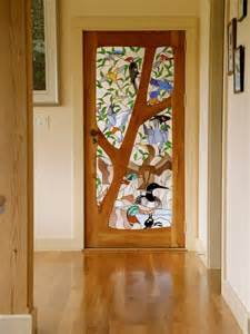 Stained Glass Sliding Doors Custom Made Stained Glass Door Birds Most Expensive Door I Seen Site Says