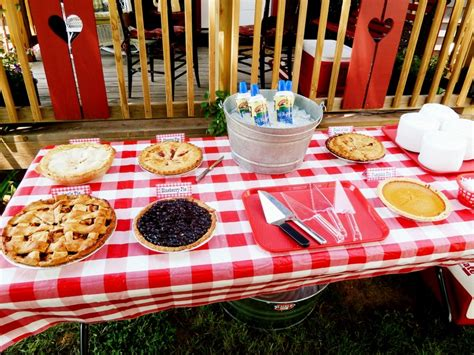 pie themed events 17 best images about country picnic theme on pinterest