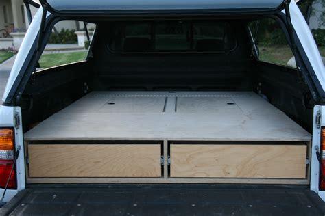 truck bed sleeping platform custom sleeping storage platform 6 bed ttora forum
