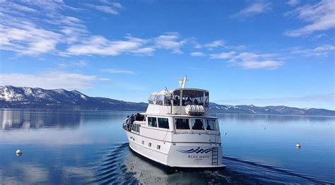 boat ride on lake tahoe the landing resort spa announces personalized lake tahoe