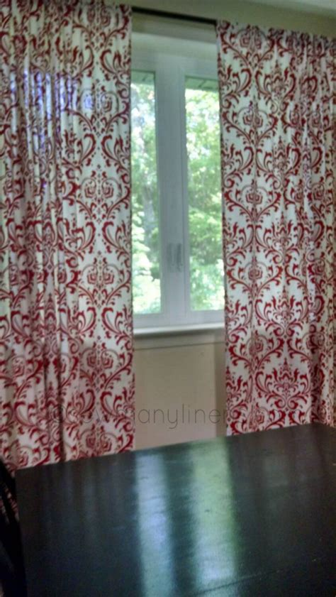 red window curtains red window curtains