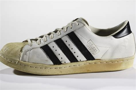 history of adidas superstar thatshoeguy