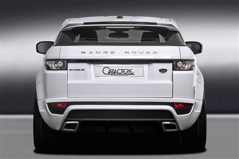 modified 2015 range rover caractere range rover evoque modified autos world blog