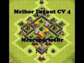 Clash Of Clans Defense Strategy Townhall Level 5 Trophy Base » Home Design 2017