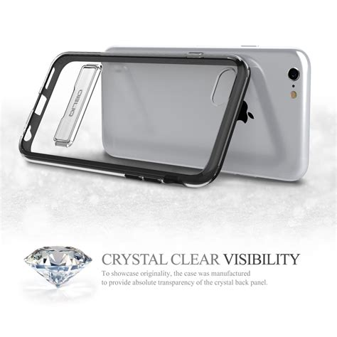 Iphone 6 6s Hardcase Premium Base Black Custom Sayap obliq shield iphone 6 6s black