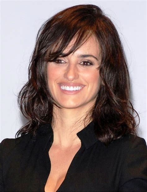 Shoulder Length Wavy Hairstyles by Layered Shoulder Length Wavy Hairstyle Behairstyles