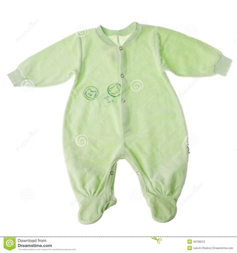 Cotton Sleepers by Cotton Baby Sleeper Stock Photo Image 43708213