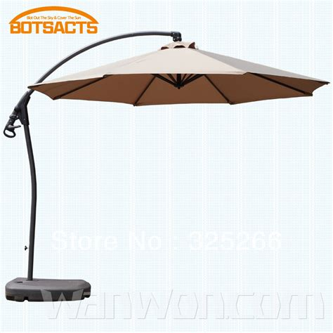 Large Offset Patio Umbrella Large Offset Patio Umbrellas