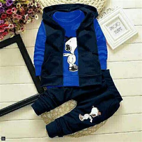 Baju Stelan Anak Nbb Ob Murah jual set snota blue baju setelan anak laki laki cowok modis murah lucu 3 4 tahun di lapak