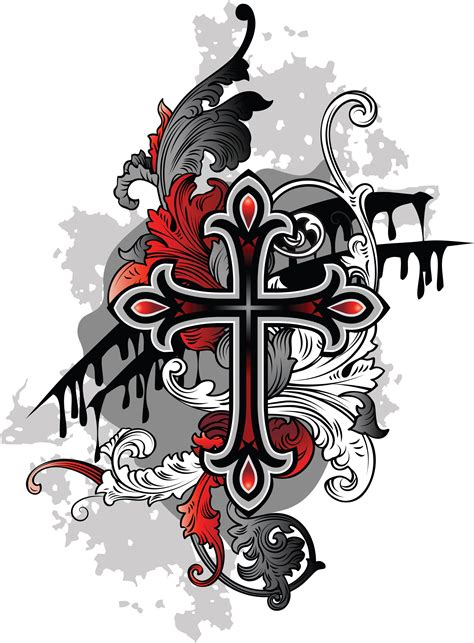 more tattoo designs cross tattoos for finding your