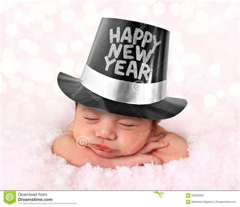 happy baby new year happy new year baby stock photo image 64052905