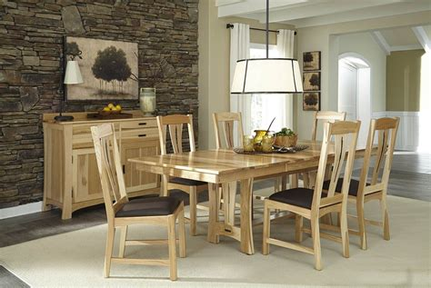 extendable trestle dining table cattail bungalow 96 quot natural extendable trestle dining