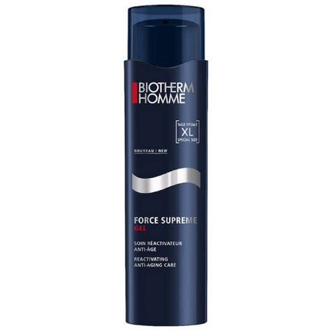biotherm supreme biotherm homme supreme gel limited edition 100 ml