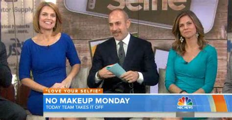 show today here s what the today show hosts look like without makeup business insider